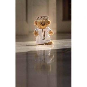 """Badetuch groß """"Travelling Teddy Oman"""" 90x140cm"""